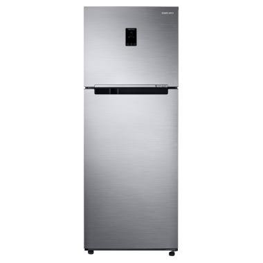 Geladeira Frost Free Samsung Twin Cooling Plus Inverter 220V RT38K5530S8 384L Cor Inox Look