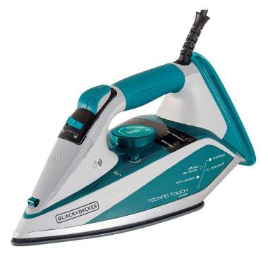 Ferro a Vapor Black & Decker Techno Touch Ceramic 220V AJ4000B2