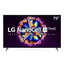 Imagem de Smart TV LED 4K 75
