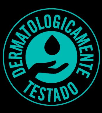 Dermatológicamente testado