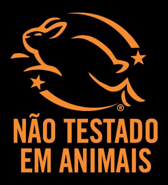 Não testado em animais