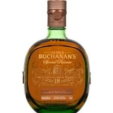 Whisky Buchanan's Special Reserve Aged 18 Years 750ml