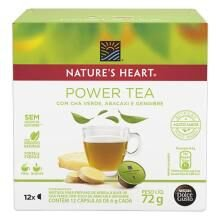 Chá NESCAFÉ DOLCE GUSTO Nature's Heart Power Tea 12 Cápsulas