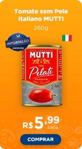Tomate sem Pele Italiano MUTTI