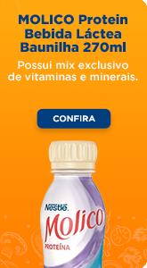 MOLICO Protein Bebida Láctea Baunilha 270ml