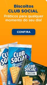 Biscoitos CLUB SOCIAL