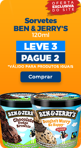 Sorvetes BEN & JERRY'S