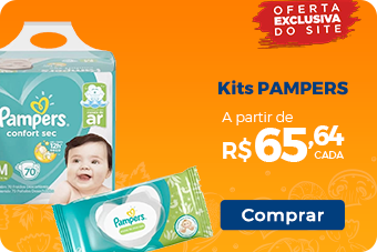 Kits PAMPERS