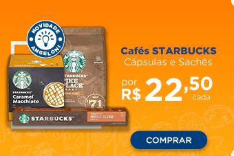 Cafés STARBUCKS