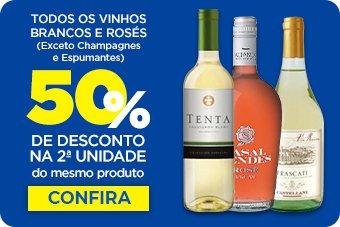 Todos os Vinhos Brancos e Rosés