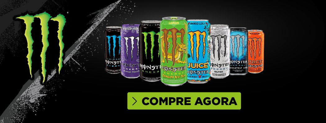 Bebida Energética Monster